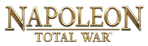 Napoleon Total War White Logo