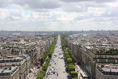Avenue des Champs Elysses (essexglover) Tags: paris france champs elysses