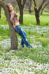 Girl in the park (Helder Magno) Tags: green blue woman young attractive beautiful beauty caucasian cute female girl model people portrait human field grass jeans adolescence bright nature women fashion person one adult cheerful relaxation summer smiling park outdoors happiness posing leisure spring casual vivid relaxed smile happy meadow playful relaxing flowers trees chisinau md republicofmoldova