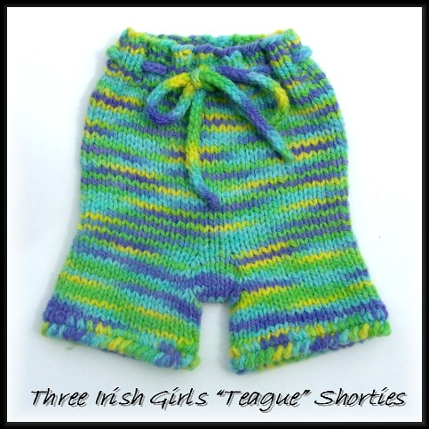 TIG Teague shorties