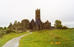 Quin Abbey _0002 (Glenister 1936) Tags: ireland abbey clare quin