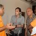 Vahid Halilhodzic, Victor Buhler, Vladimir Klein, Eric Kacou, Hotel Golf, Abidjan, Ivory Coast, Sept. 3, 2009 (0088)