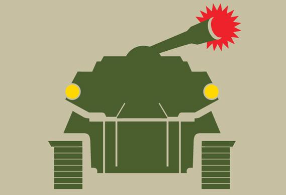 Noma Bar tanque