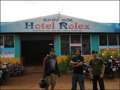 A Stop at Hotel Rolex