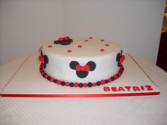 Bolo Minnie (Isabel Casimiro) Tags: cake christening playstation bolos bolosartisticos bolosdecorados bolopirataecupcakes bolopirata bolosdeaniversrocakedesign bolosparamenina bolosparamenino