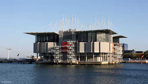 Oceanário, oceanarium de Lisbonne