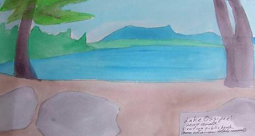 8.31.09 - Lake Ossipee