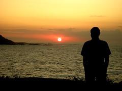 Mirando a Fisterra (Jos Luis Lpez Vzquez) Tags: sea de mar nikon farola corua torre jose tormenta luis lopez lugo hercules s700 vazquez tranva riazor sisto facho ourol