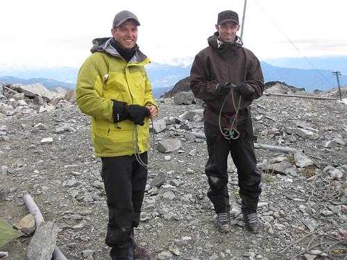 Mountain skills training, Blackcomb, BC