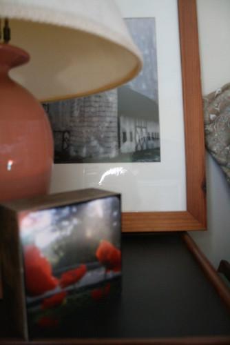 Corner by Bedside
