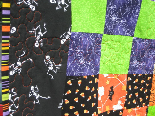 Spooktacular Swap Quilt