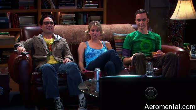 The Big Bang Theory S03E03 Anime