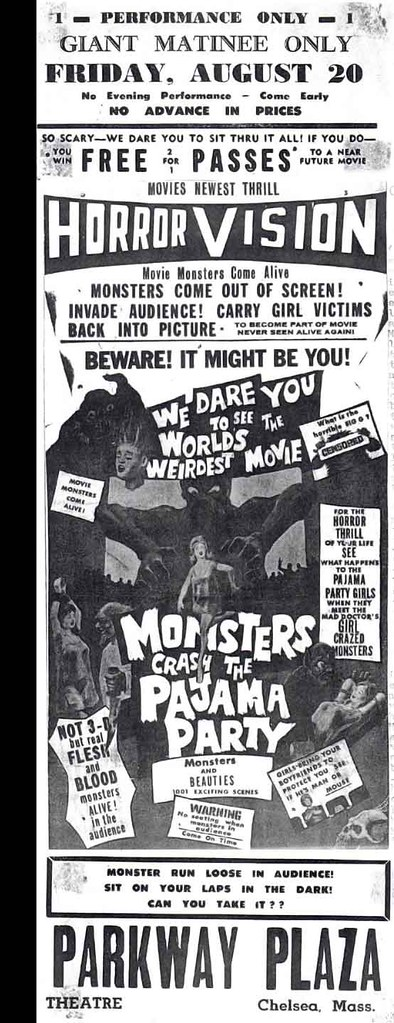 Monsters Crash the Pajama Party (1965)