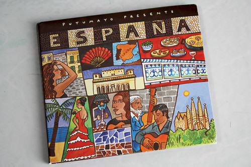 Espana by Putumayo Music