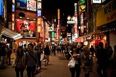 Shibuya Crowds