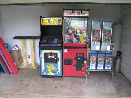 Pleasure Arcade
