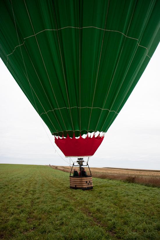 air ballooning!