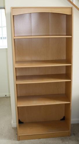 nice bookshelf