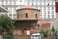 Church of St. George, Sofia (Alan Hilditch) Tags: church st la george europe sofia bulgaria balkans bulgarie republika bulgarije bulgarien oblast serdica   sofiyagrad  blgariya  sredets
