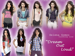 "Selena Gomez Clothing Line ""Dream Out Loud"" (Violentt.Delightz !! :)) Tags: fashion clothes clothingline jonasbrothers niley taylorswift mileycyrus dreamoutloud selenagomez nickjonas wizardsofwaverlyplace demilovato nelena"