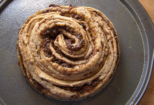 Coffee Cake Prep