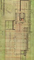 Pen Drawing of the Louis Penfield House