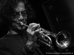 Toshinori Kondo (jazzfoto.at) Tags: blackandwhite bw music salzburg club concert live jazz finepix sw konzert jazzclub fujifinepix jazzmusic jazzit jazzlive jazzkeller konzertfotos jazzphoto toshinorikondo clubkonzert s100fs jazzfoto fujifinepixs100fs hairybones wwwjazzfotoat jazzitsalzburg markuslackinger jazzit2009 clubatmosphaere jazzclubsalzburg jazzkellersalzburg jazzinsalzburg wwwjazzitat jazzsalzburg salzburgjazz
