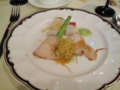 主菜 富士櫻豬肉