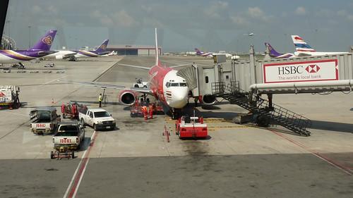 Suvarnabhumi airport スワンナブーム11