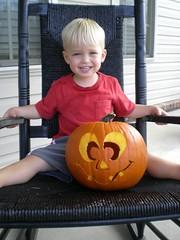 Halloween 09, pumpkin