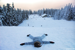 hug me (.:: Maya ::.) Tags: white mountain snow eye maya joy bulgaria vitosha mayaeyecom mayakarkalicheva  wwwmayaeyecom