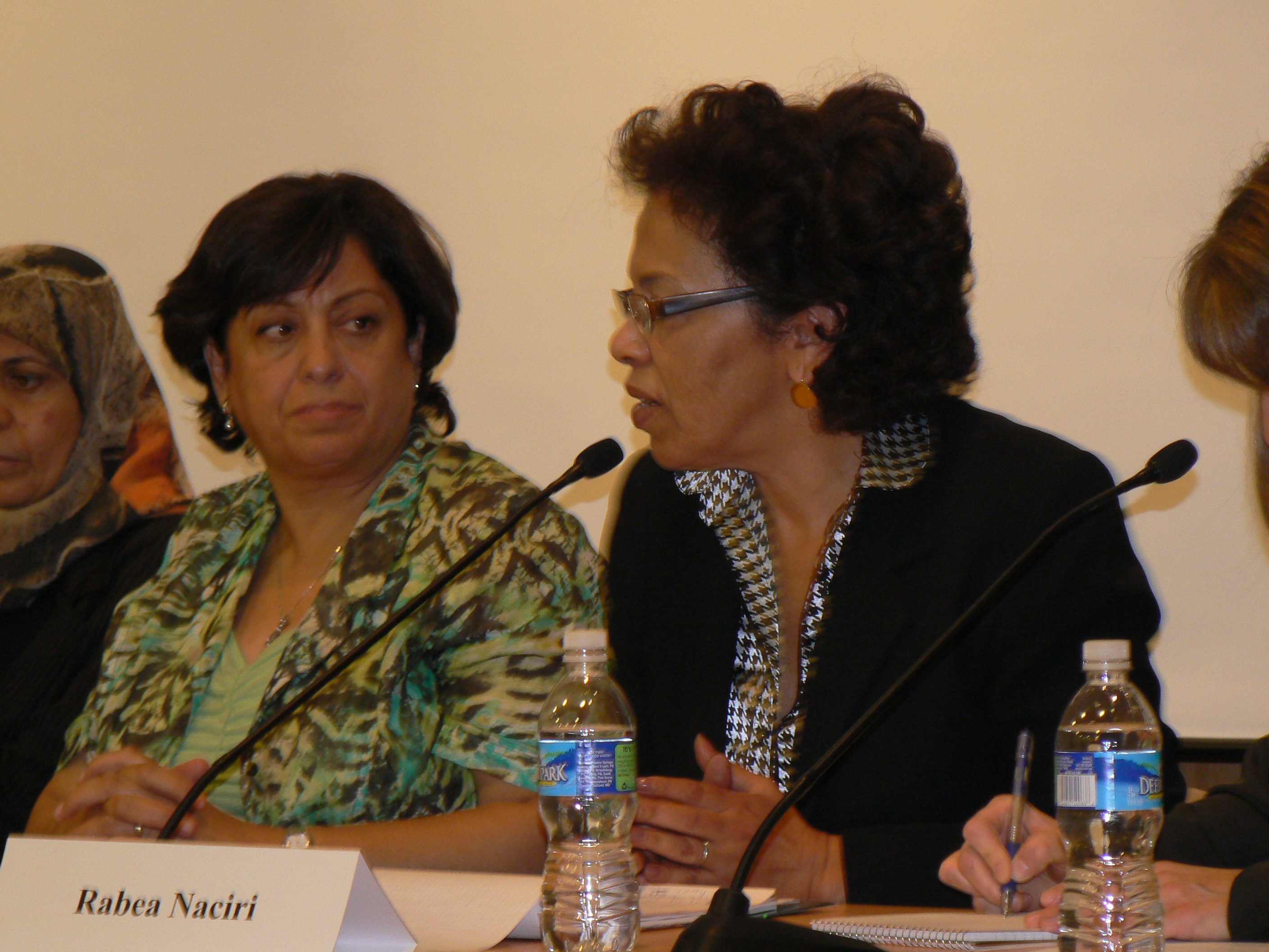 Women and Democracy in the Middle East, October 26, 2009