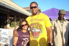 D_Lap_and_his_girlfriend (TCU Alumni Association) Tags: homecoming tcu 2008 baa