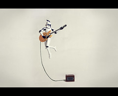 Day 159 of 365 - Clone Trooper-ty (Riyazi) Tags: starwars guitar assignment amp sound 365 clone amplifier dps johnwright petedoherty clonetrooper threesixtyfive