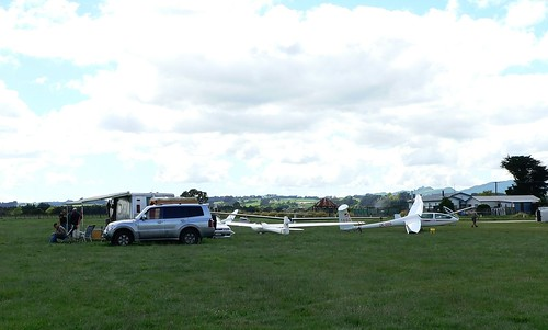 Dannevirke Glider Base