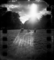 2009-0531-1710 (t-a-i) Tags: park uk summer england bw london tlr iso100 fly unitedkingdom fujifilm neopan blackbird acros bbf precisa sprocketholes  blackbirdfly  superheadz fujifilmneopan100acros  rural2010
