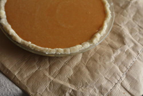 Dad's Sweet Potato Pie
