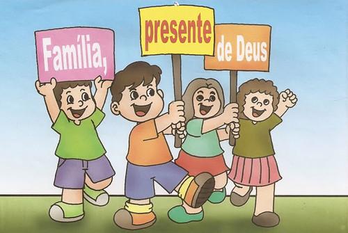 Familia Presente De Deus