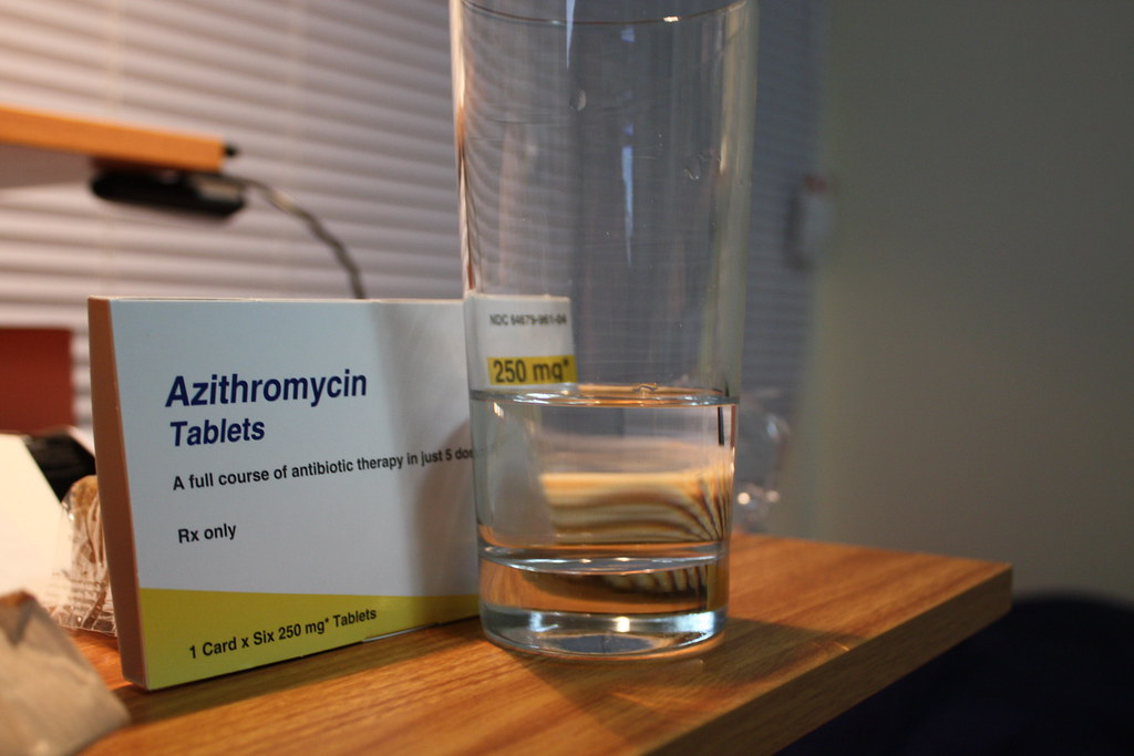 Can i buy azithromycin over the counter at walmart