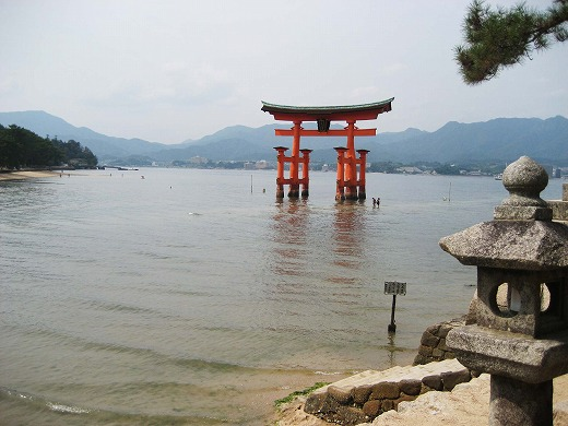 Travel to Miyajima 1
