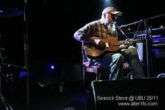 Seasick Steve @ UBU 08 (alter1fo) Tags: concert bluegrass gig blues atm 2009 rennes ubu seasicksteve alter1focom marcloret