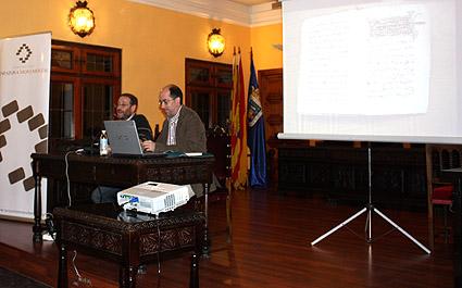 """Conferencia """"La aljama de Tarazona en las fuentes judías"""""""