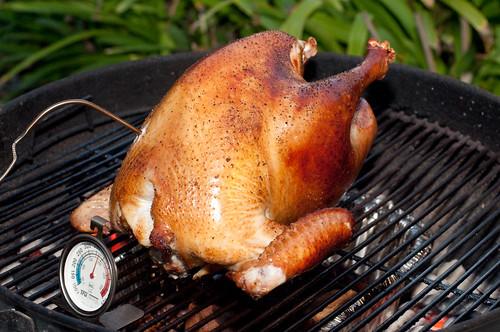 Grilled Turkey by VirtualErn on Flickr