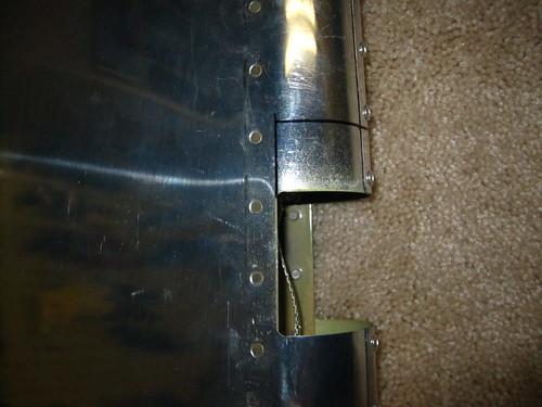 Cut Line for Bonding Stud Modification