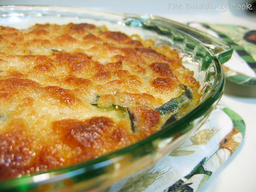 Zucchini gratin2