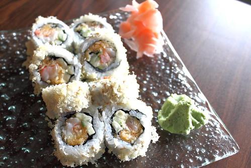 Kazu sushi...yum!