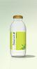 beberash (Cesar Cutipa) Tags: sky verde green ice cesar packaging te botella ilustracion lautrec envase tuluz cutipa beberash