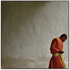'Cintura Gialla' (cisco ) Tags: orange temple monk monaco cisco portrtait laos ritratto luangprabang tempio yellowbelt photographia cinturagialla artofimages photographia saariysqualitypictures bestportraitsaoi magicunicornverybest giu2009 elitegalleryaoi