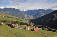 Valle di Anterselva 18-10-2009 (luca2142) Tags: italy alps italia alpi dolomites rasen dolomit olang anterselva valdaora rasun passofurcia sorafurcia alpiaurine