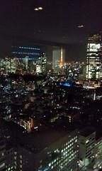 青山あたりのビル30階